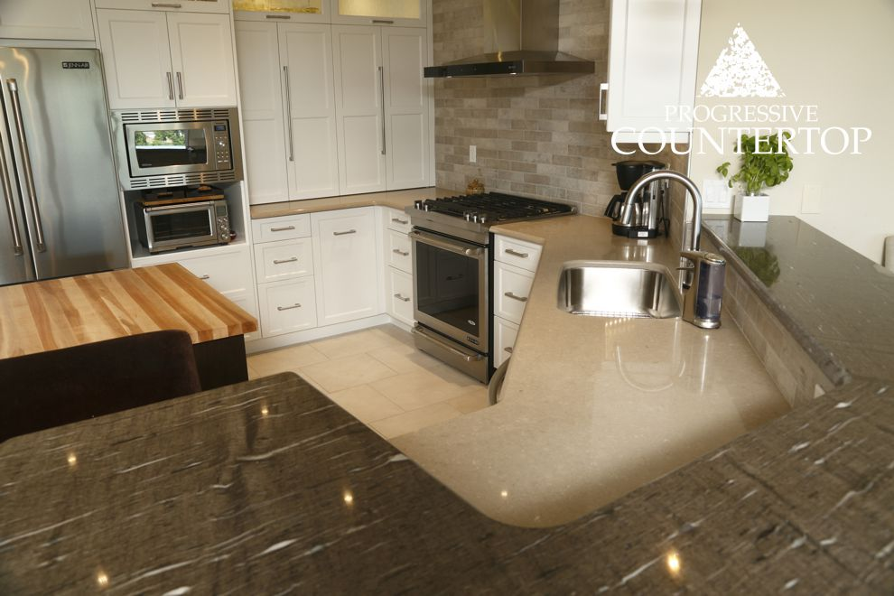 Natural Granite Kitchen Countertops Progressive