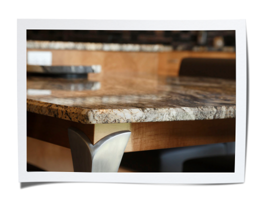Granite from the Ground Up design story from Progressive Countertop