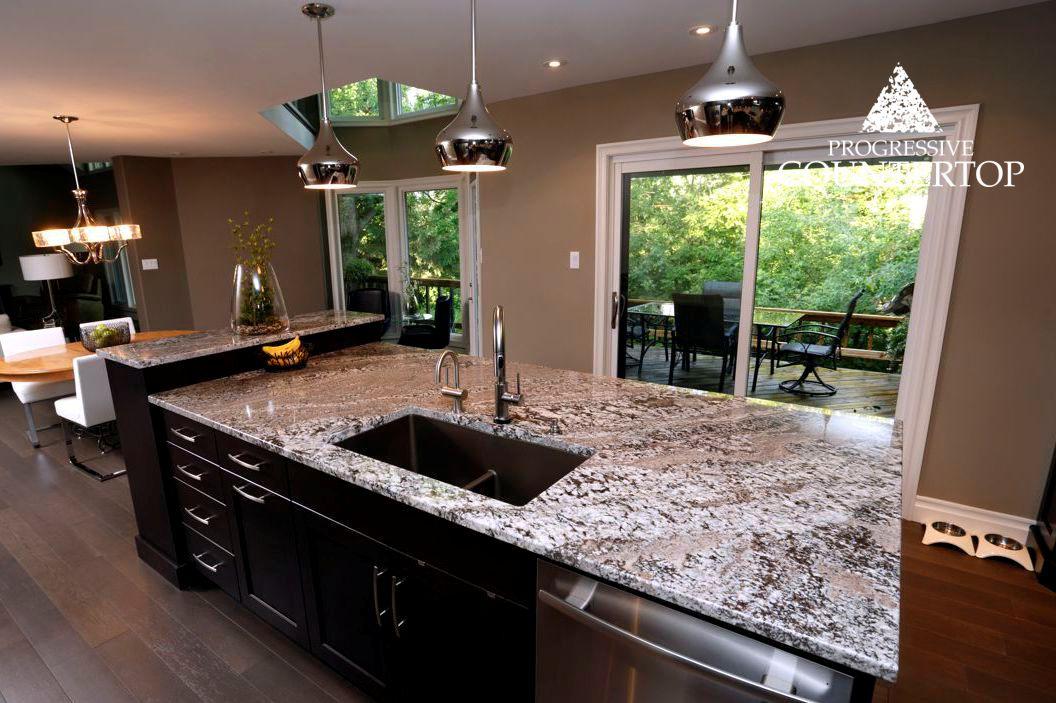 progressive countertop - my design story - lennox granite and