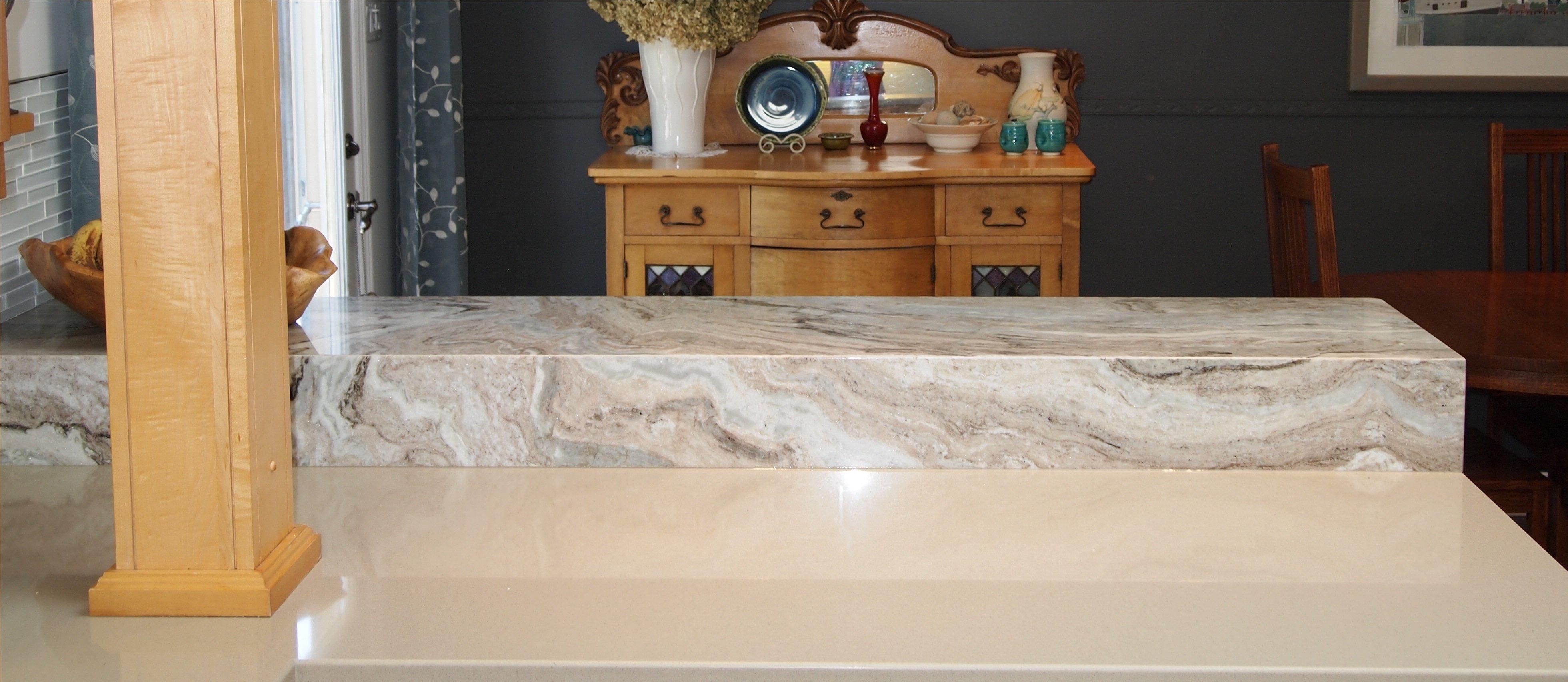 Granite Quartz Combo One