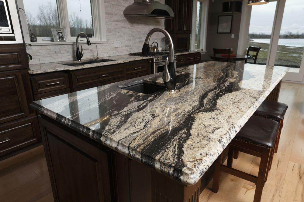 Silver Supreme Granite Progressive Countertop My Design Story