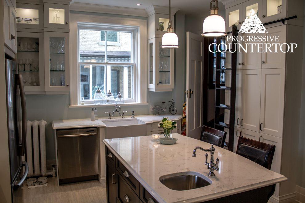 Cambria Torquay Quartz Traditional Style Kitchen Dream Kitchen