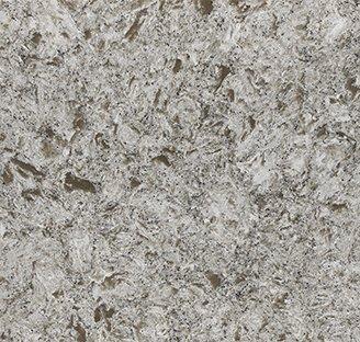 Wisley™ Cambria Quartz Countertop with White and Black