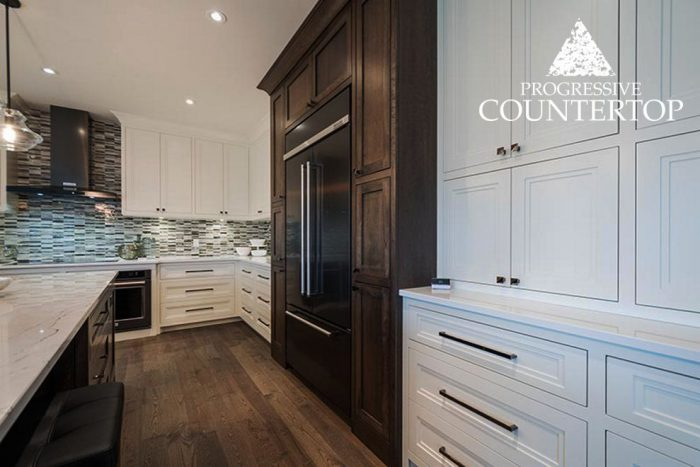 2015 Dream Lottery Home – Whitehall™ and Ella™ by Cambria® Quartz – Custom Kitchen Design