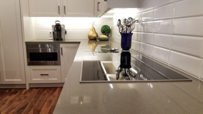 Cambria Quartz Devon Kitchen Countertop